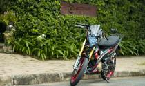 """Suzuki Raider R150 """"tái xuất"""" với bản độ đẹp mắt"""