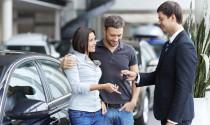 Vay mua ô tô cũ và những điều cần lưu ý