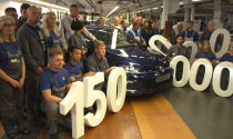 Volkswagen xuất xưởng chiếc xe thứ 150 triệu
