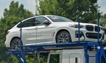 BMW X4 2019 lộ bản sản xuất thực tế không ngụy trang
