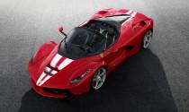 Chiếc LaFerrari Aperta cuối cùng được bán đấu giá