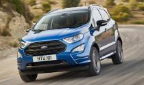 Ford nâng cấp EcoSport bản châu Âu