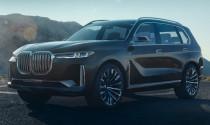 Ngày mai BMW X7 Concept ra mắt