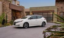Ô tô điện Nissan Leaf 2018 trình làng với giá chỉ 680 triệu đồng