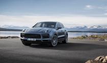 Porsche Cayenne 2018 giá từ 4,540 tỷ đồng khi về Việt Nam