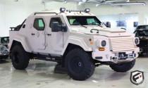 Siêu xe tải bọc thép trị giá gần 16 tỷ đồng đắt hơn Lamborghini