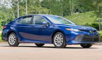 Toyota dẫn đầu chỉ số hài lòng khách hàng tại Mỹ