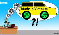 Tư duy mới cho \'giấc mơ ôtô Việt\'