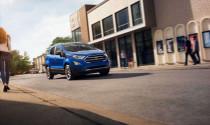 Ford EcoSport 2018 ra mắt tại Mỹ, có giá thấp nhất phân khúc