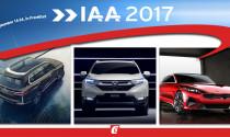 Frankfurt Motor Show 2017 thiếu vắng nhiều thương hiệu nước ngoài