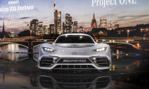Mercedes-AMG trình làng kiệt tác xe đua dạo phố Project One
