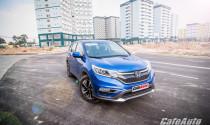 Nhìn lại sự loạn giá của Honda CR-V trong tháng 9