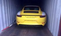 Porsche 911 Carrera GTS 2017 đầu tiên cập cảng Việt Nam giá gần 8 tỷ đồng