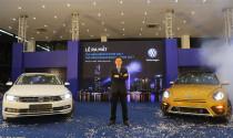 Volkswagen Việt Nam ra mắt Beetle và Passat thế hệ mới