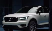 Volvo lộ ảnh chi tiết mẫu SUV XC40 2018
