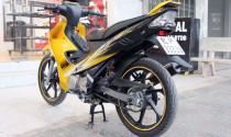 Yamaha 125ZR biển ngũ quý rao bán 450 triệu đồng ở Sài Gòn sau khi rời miền Tây