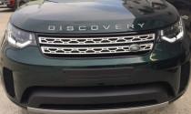 Land Rover Discovery mới đã có mặt tại Việt Nam sẵn sàng ra mắt