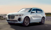 SUV hạng sang BMW X7 sẽ như thế khi sản xuất thực tế?