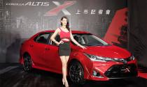 Toyota Corolla Altis 2017 có thêm phiên bản mới, giá 588 triệu đồng