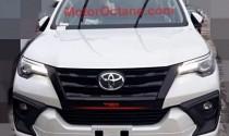"""Toyota Fortuner TRD Sportivo lộ ảnh """"nóng"""" trước khi ra mắt"""