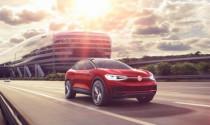 Volkswagen giới thiệu mẫu xe điện I.D. Crozz với nhiều điểm nhấn ấn tượng