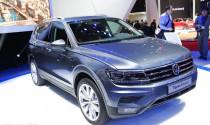 Volkswagen Tiguan Allspace 2018 giá từ 35.818 USD