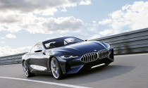 BMW bắt đầu sản xuất 8 Series vào năm 2018