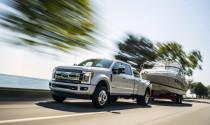 Ford tiết lộ vua bán tải F-Series Super Duty Limited