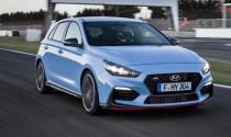 Hyundai i30 N 2018 có giá từ 768 triệu đồng, trang bị nổi bật