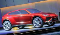 SUV đầu tiên của Lamborghini ra mắt vào tháng 12, giá khởi điểm 4,6 tỷ đồng