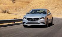 Thu hồi 60.000 chiếc Mazda6 do lỗi hệ thống trợ lực và túi khí