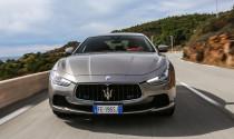 """""""Soi"""" chiếc Maserati Ghibli S Q4 phiên bản đặc biệt của Hồ Ngọc Hà"""
