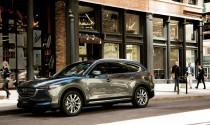 Mazda CX-8 được bán tại các thị trường ngoài Nhật Bản