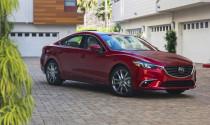 Mazda6 2017.5 bán ra vào tháng 10, thêm nhiều trang bị mới