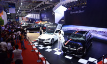 Mercedes-Benz Việt Nam sắp trình làng mẫu SUV hiệu suất cao trong tháng 10