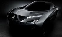 Mitsubishi e-Evolution - crossover hiệu năng cao trong tương lai