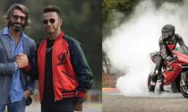 MV Agusta bắt tay Lewis Hamilton công bố mẫu Superbike F4 LH44 Limited Edition