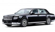 Toyota Century 2018 – Rolls-Royce của người Nhật