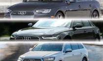 Audi giảm giá 3 dòng xe trong tháng 10