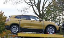 BMW X2 lộ diện hoàn toàn, không ngụy trang