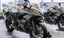 """Kawasaki """"xuất binh"""" Ninja 650 ABS 2018 hoàn toàn mới, giá 228 triệu đồng"""