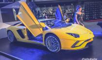 Mua Lamborghini Aventador S tại Việt Nam phải nộp 4 tỷ đồng phí trước bạ
