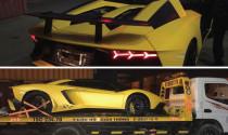 Lamborghini Aventador SV LP 750 – 4 Superveloce đầu tiên cập cảng Việt Nam trong đêm