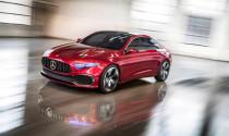 Mercedes-Benz A-Class thế hệ mới sẽ ra mắt tại triển lãm Geneva 2018