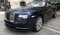 Mui trần Rolls-Royce – Dawn độc nhất xuất hiện tại TP.HCM