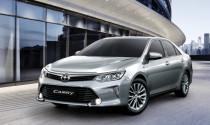 Toyota Camry hoàn toàn mới trình làng tại Việt Nam, giá từ 997 triệu đồng