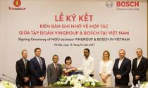 Vingroup hợp tác cùng Bosch sản xuất ô tô, xe máy điện