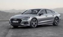 Audi A7 2019 ra mắt thiết kế đẹp, nhiều công nghệ