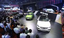 Hé lộ những mẫu xe mới trưng bày tại triển lãm Ô tô Quốc tế 2017