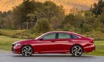 Honda Accord 2018 liệu còn ế ở Việt Nam khi có thêm các ưu điểm này?